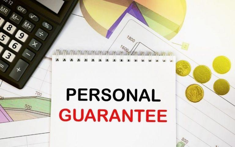 BDH personal guarantee